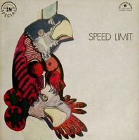 Speed Limit - Speed Limit CD (album) cover