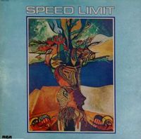 Speed Limit Speed Limit II album cover