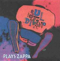 Sul Divano Plays Zappa album cover