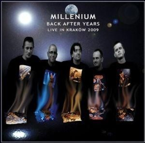 Millenium Back After Years - Live In Kraków 2009 album cover