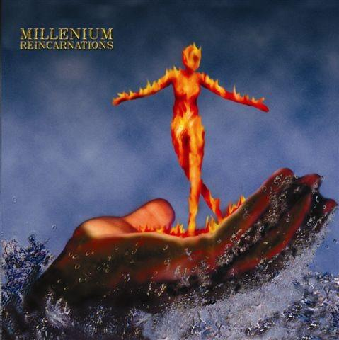 Millenium - Reincarnations / Reinkarnacje CD (album) cover