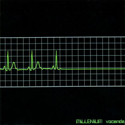 Millenium - Vocanda CD (album) cover