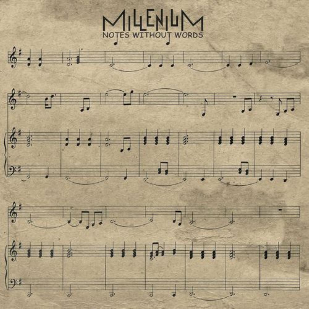 Notes Without Words by MILLENIUM album cover
