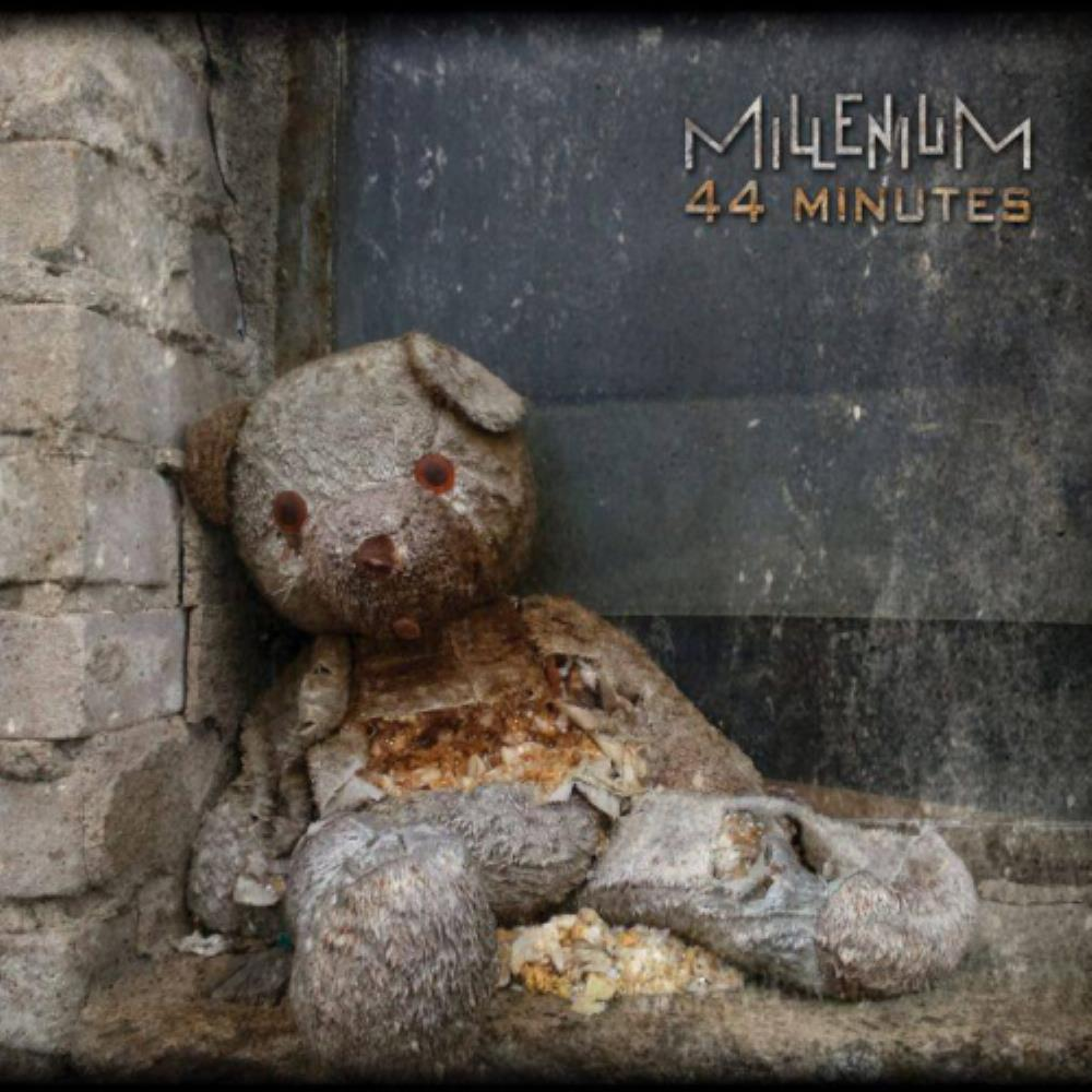 Millenium - 44 Minutes CD (album) cover