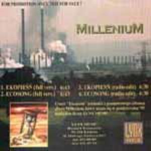 Millenium Ekopiesn album cover
