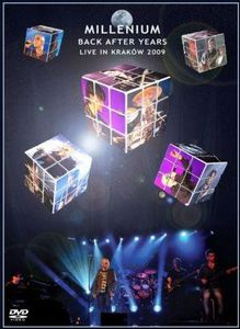 Back After Years - Live In Kraków 2009 by MILLENIUM album cover