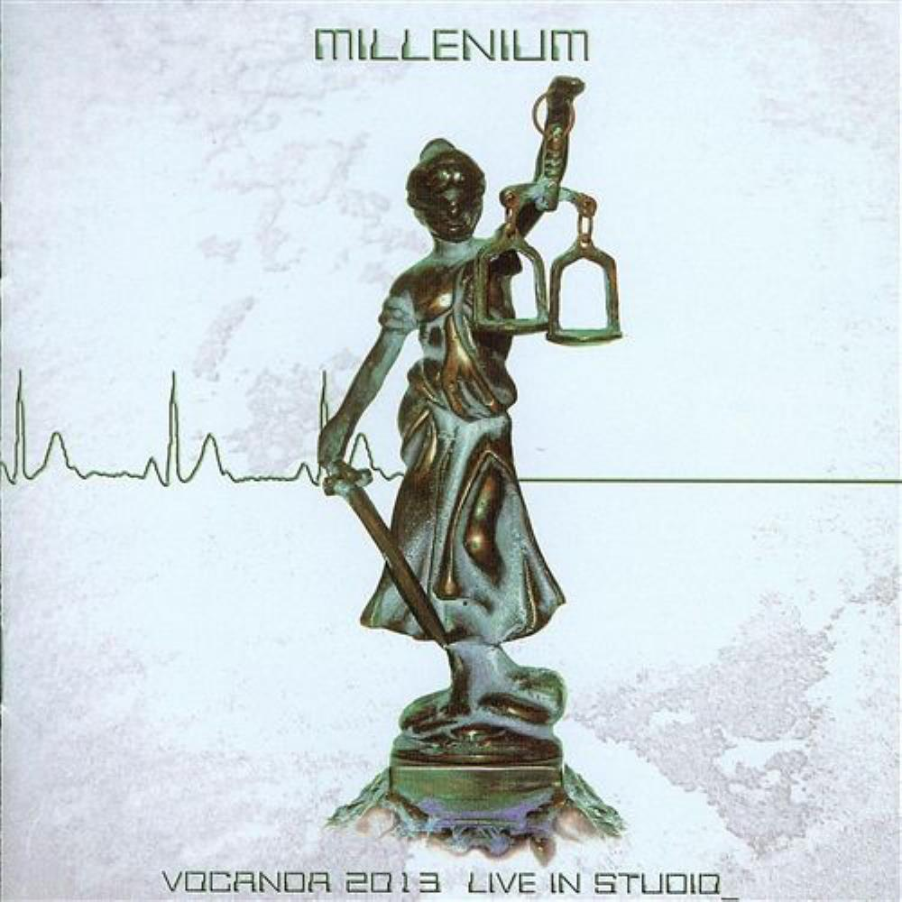 Vocanda 2013 Live In studio by MILLENIUM album cover