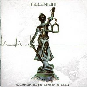 Millenium Vocanda 2013 Live in studio album cover