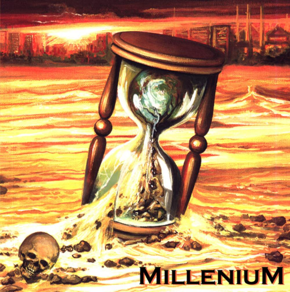 Millenium - Millenium CD (album) cover