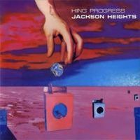 Jackson Heights - King Progress CD (album) cover