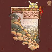 Ragamuffin Fool by JACKSON HEIGHTS album cover
