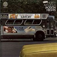 5th Avenue Bus by JACKSON HEIGHTS album cover