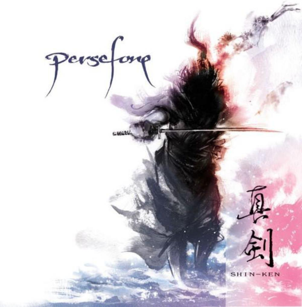 Persefone - Shin-Ken CD (album) cover