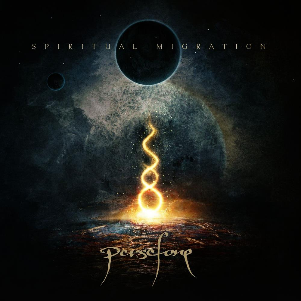 Spiritual Migration by PERSEFONE album cover