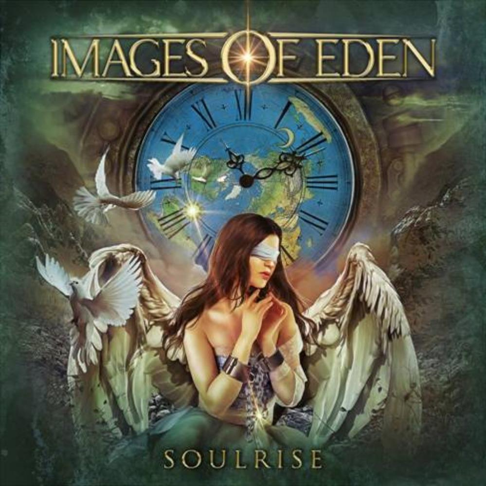 Soulrise by IMAGES OF EDEN album cover