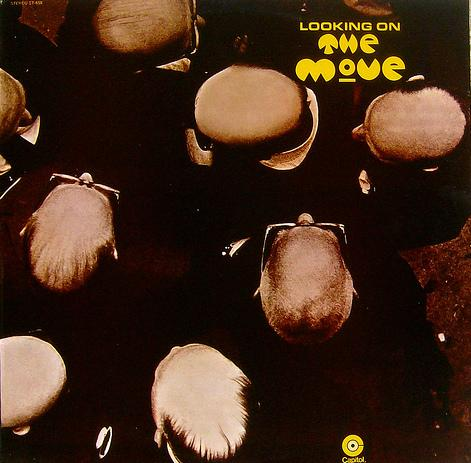 Looking On by MOVE, THE album cover