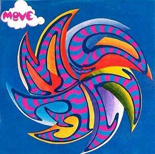 The Move by MOVE, THE album cover