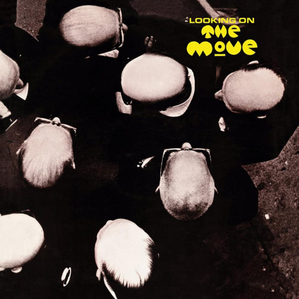 The Move - Looking On CD (album) cover