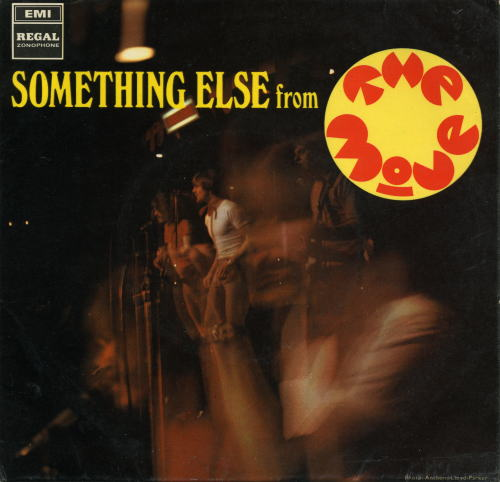 The Move - Something Else From The Move CD (album) cover