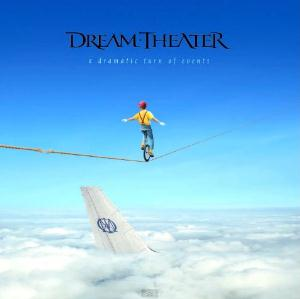 Dream Theater On the Backs of Angels album cover
