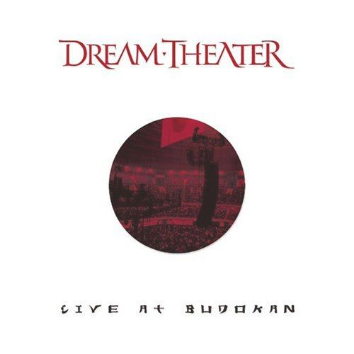 Dream Theater Live At Budokan album cover