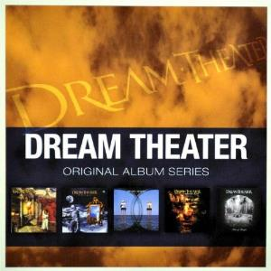 Dream Theater Original Album Series album cover