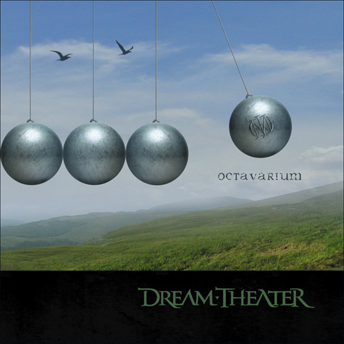 Octavarium by DREAM THEATER album cover