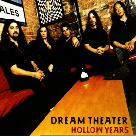 Hollow Years by DREAM THEATER album cover