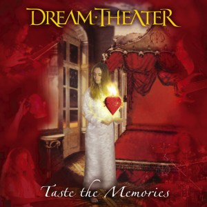 Dream Theater Taste The Memories album cover