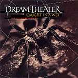 Dream Theater Caught In A Web album cover