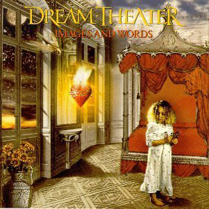Dream Theater - Images And Words CD (album) cover