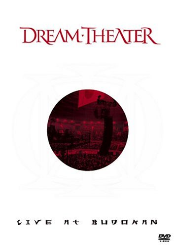 Dream Theater - Live at Budokan CD (album) cover