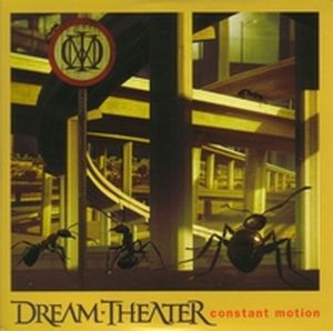 Dream Theater Constant Motion album cover