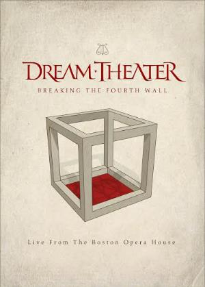 Breaking The Fourth Wall (Live From The Boston Opera House) by DREAM THEATER album cover