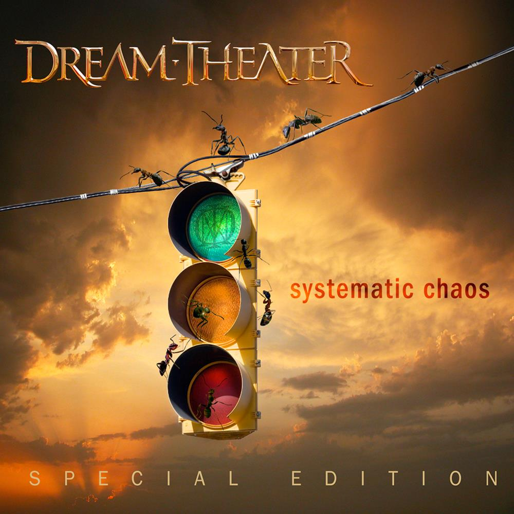 Dream Theater Systematic Chaos Special Edition album cover