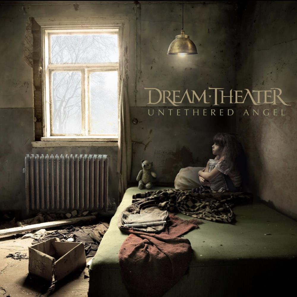 Untethered Angel by DREAM THEATER album cover