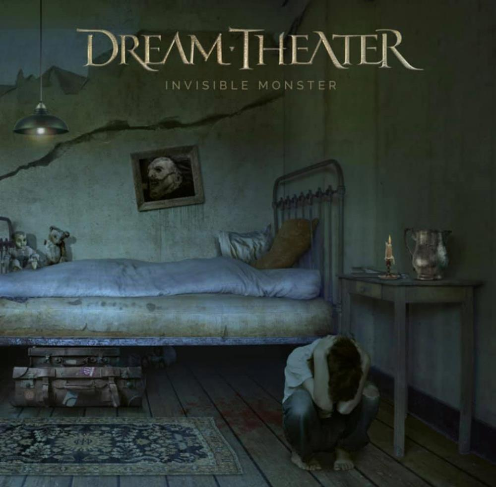 Invisible Monster by Dream Theater album rcover
