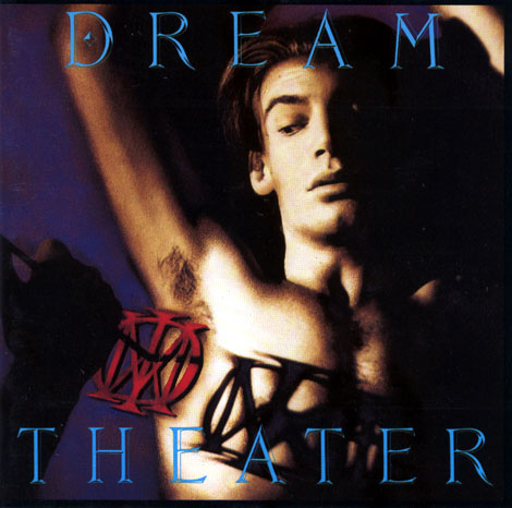 Dream Theater - When Dream And Day Unite  CD (album) cover