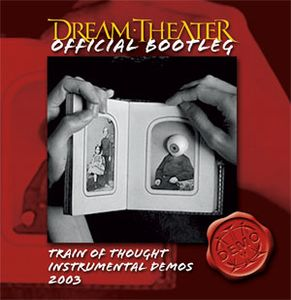 Dream Theater Train of Thought Instrumental Demos 2003 album cover