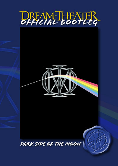 Dream Theater Dark Side Of The Moon album cover