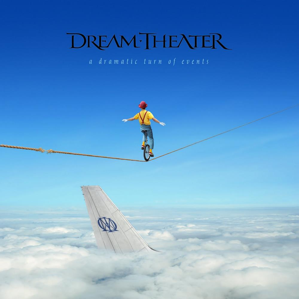 A Dramatic Turn of Events by DREAM THEATER album cover