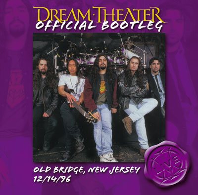 Dream Theater Old Bridge, New JERSEY - 12/14/96 album cover