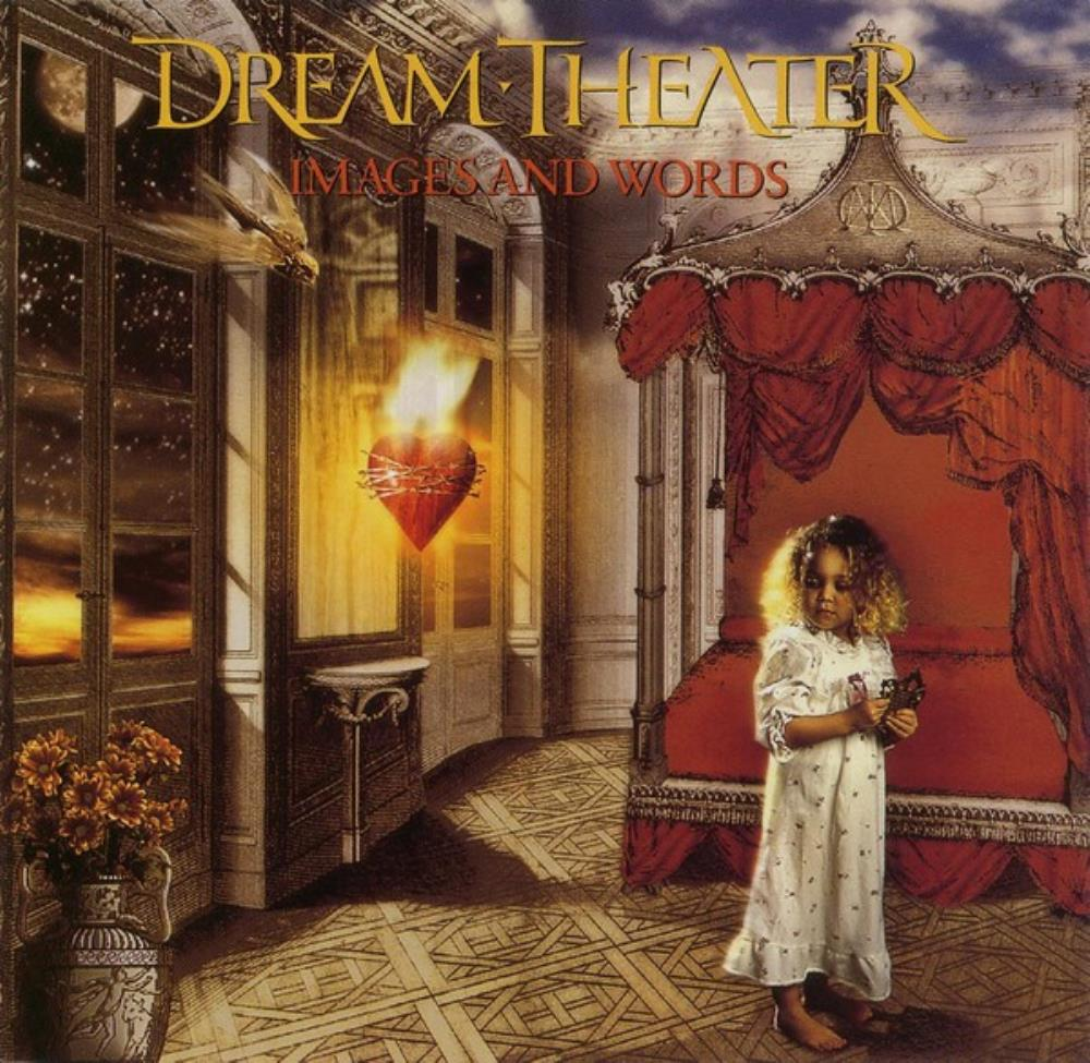 Dream Theater Images And Words album cover