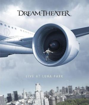 Dream Theater Live at Luna Park album cover