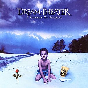 A Change Of Seasons by DREAM THEATER album cover