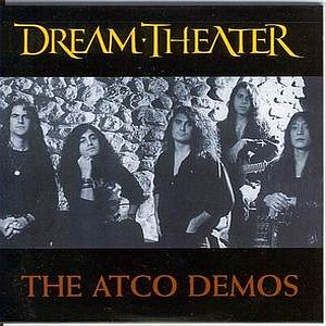 Dream Theater The ATCO Demos album cover