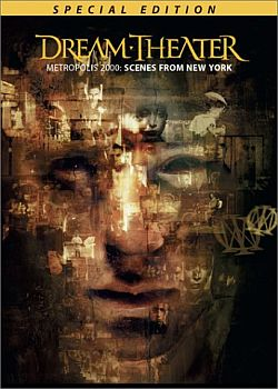 Dream Theater - Metropolis 2000: Scenes From New York CD (album) cover