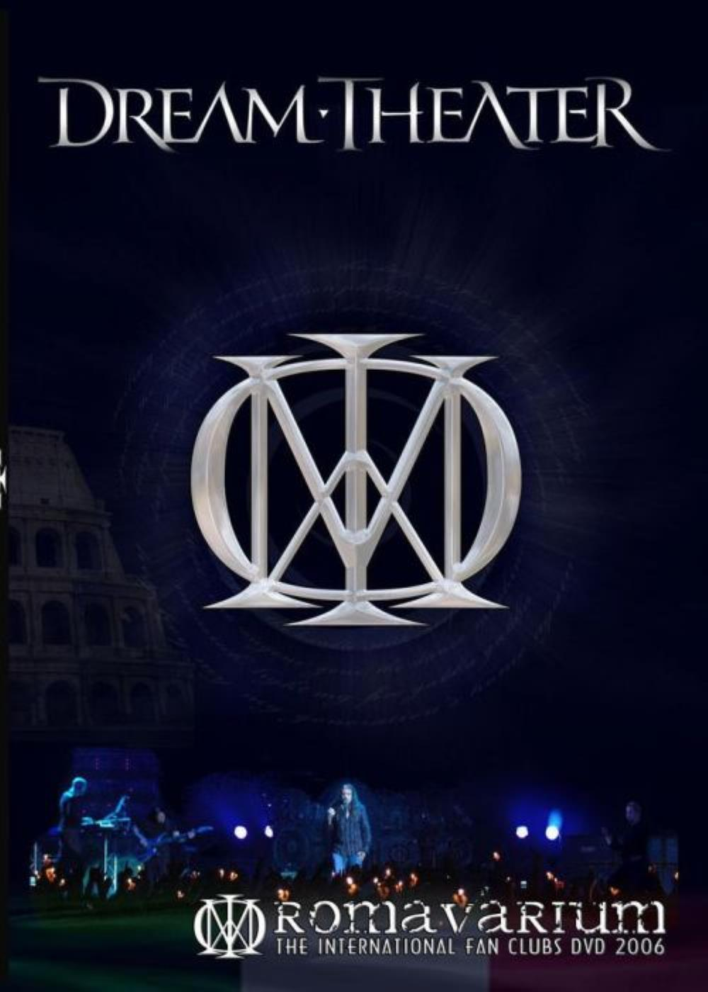 Dream Theater Romavarium album cover