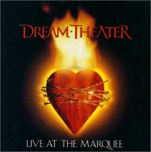 Live At The Marquee by DREAM THEATER album cover