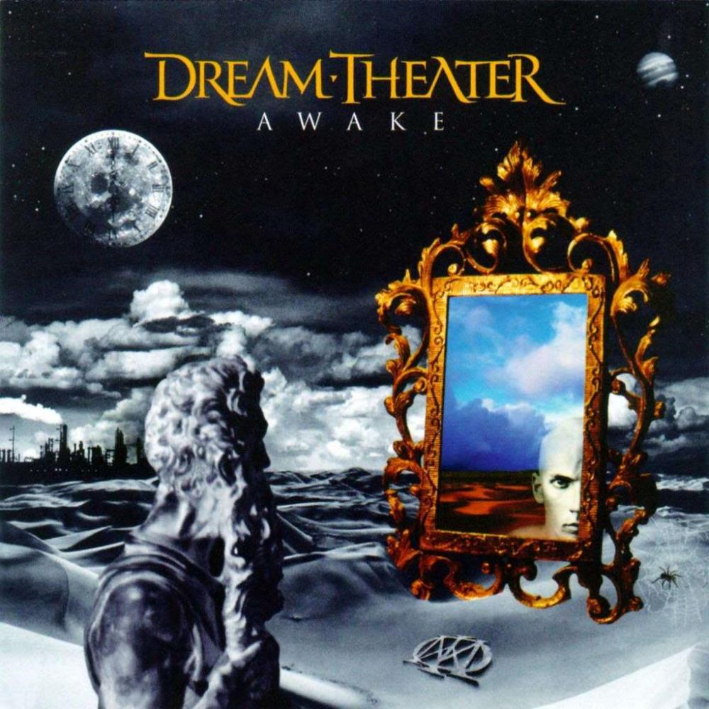 Dream Theater - Awake CD (album) cover
